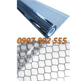 Cuộn PVC mắt cáo chống tĩnh điện