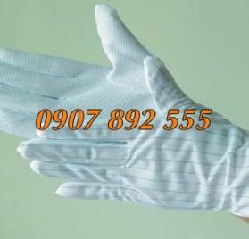 Găng tay chống tĩnh điện phủ hạt TM 840