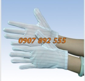 Găng tay kẻ sọc