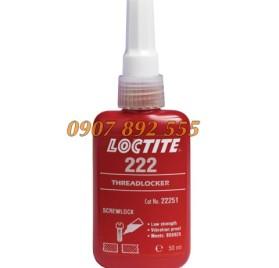Keo Loctite 222