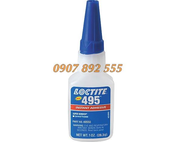 Keo Loctite 495