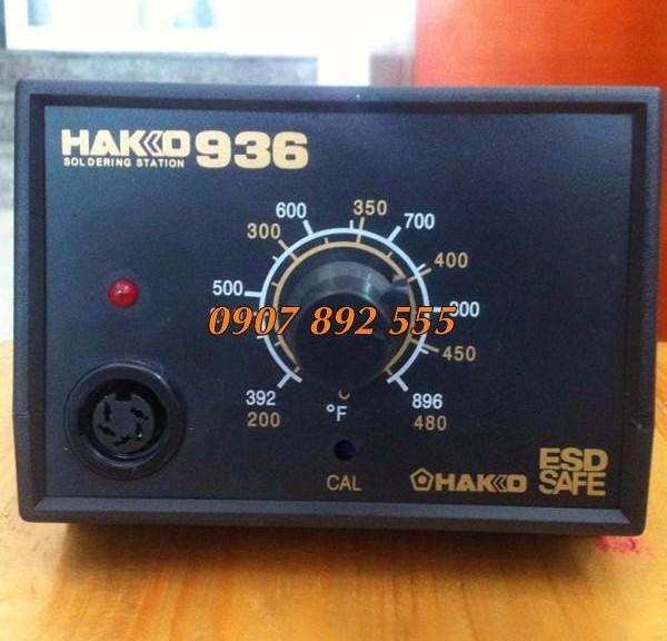 Máy hàn Hakko 936