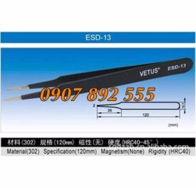 Nhíp chống tĩnh điện ESD 13
