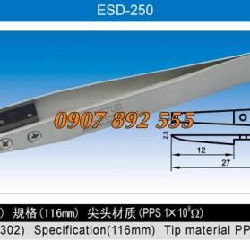 Nhíp chống tĩnh điện ESD 250
