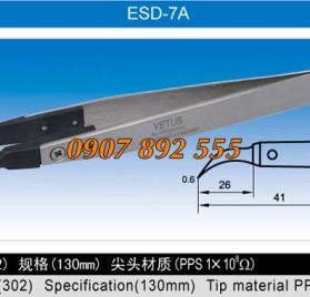 Nhíp chống tĩnh điện ESD 7A