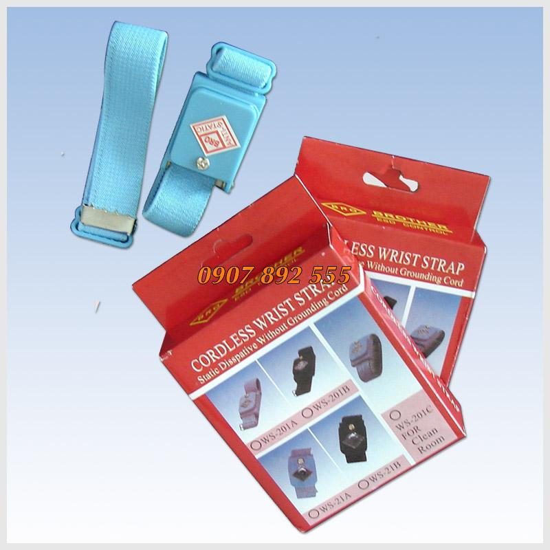 Vòng đeo tay chống tĩnh điện không dây