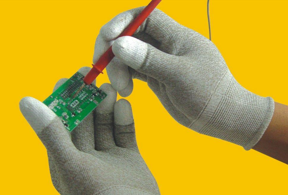 Phân phối găng tay chống tĩnh điện giá rẻ Hà Nội và toàn quốc